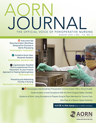 August Journal Issue