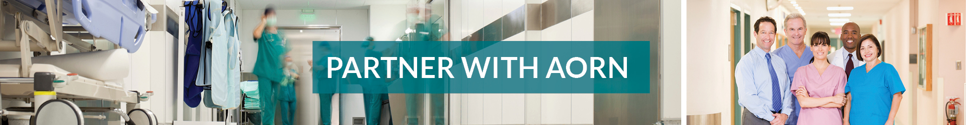 Partner with AORN