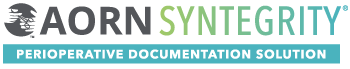 IMO and AORN Syntegrity Logos